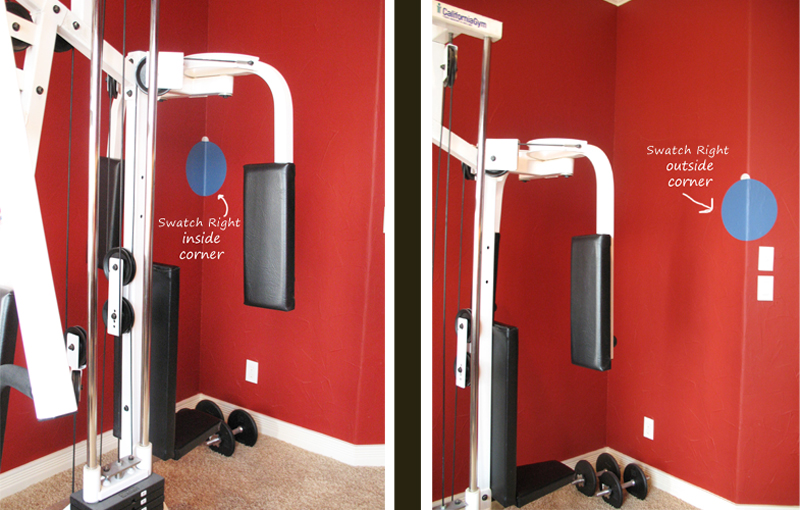 Best wall color for home gym home painting for Best wall color for home gym