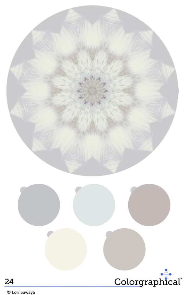 Color Inspiration Farrow and Ball Paint 24 - Swatch Right™