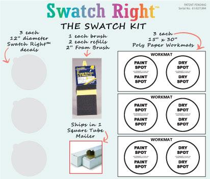 Swatch Kit