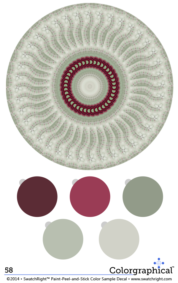 Color Inspiration 58 Pittsburgh Paints