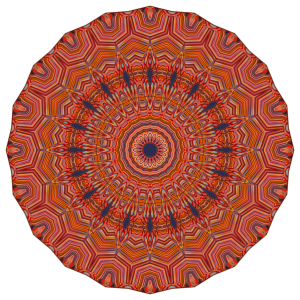 gods-eye Kaleidodala