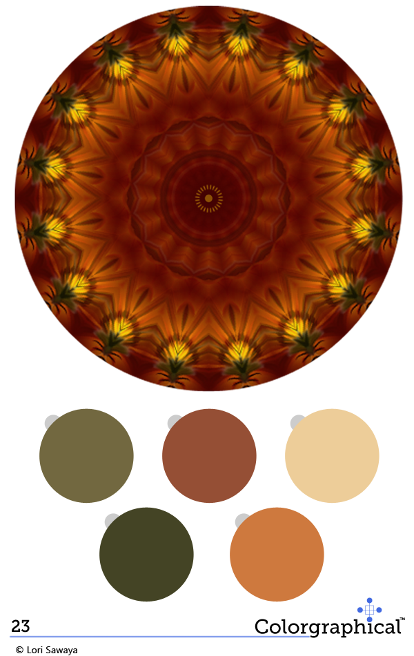 Color Inspiration Sherwin Williams Paint 23 - Swatch Right™