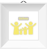 Y Yellow Hue Family