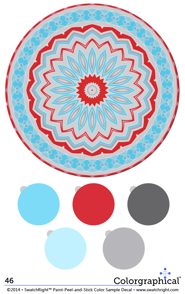 Color Inspiration 46 Glidden Paint from Swatch Right