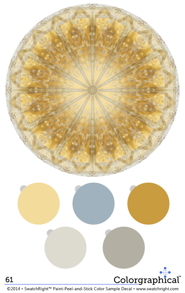 Color Inspiration 61 Dunn-Edwards Paint