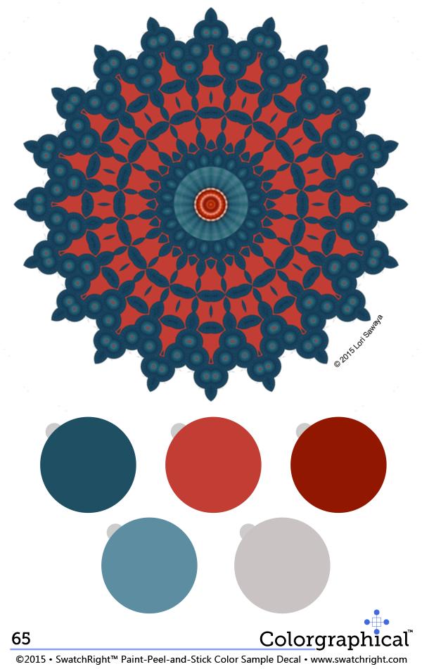 Color Inspiration 65 Valspar Paint