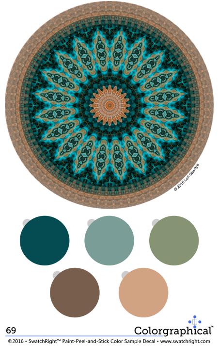 Color Inspiration 69 Benjamin Moore